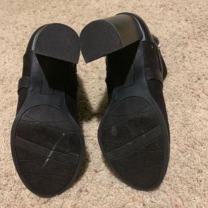 Christian Siriano Shoes - Christian Siriano | Black | Buckle | Booties